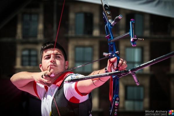 Miguel Alvariño, El primer español en ganar una final de Copa del Mundo de tiro con arco