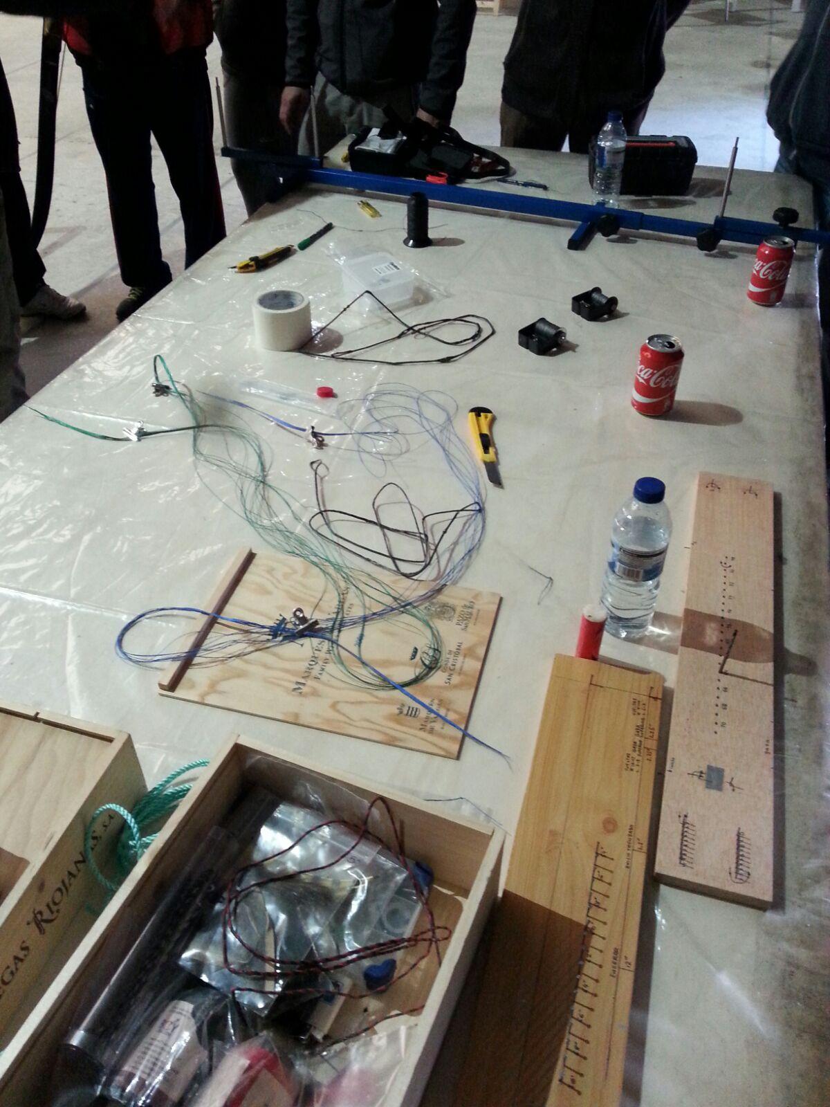 Aprendiendo a fabricar nuestras cuerdas