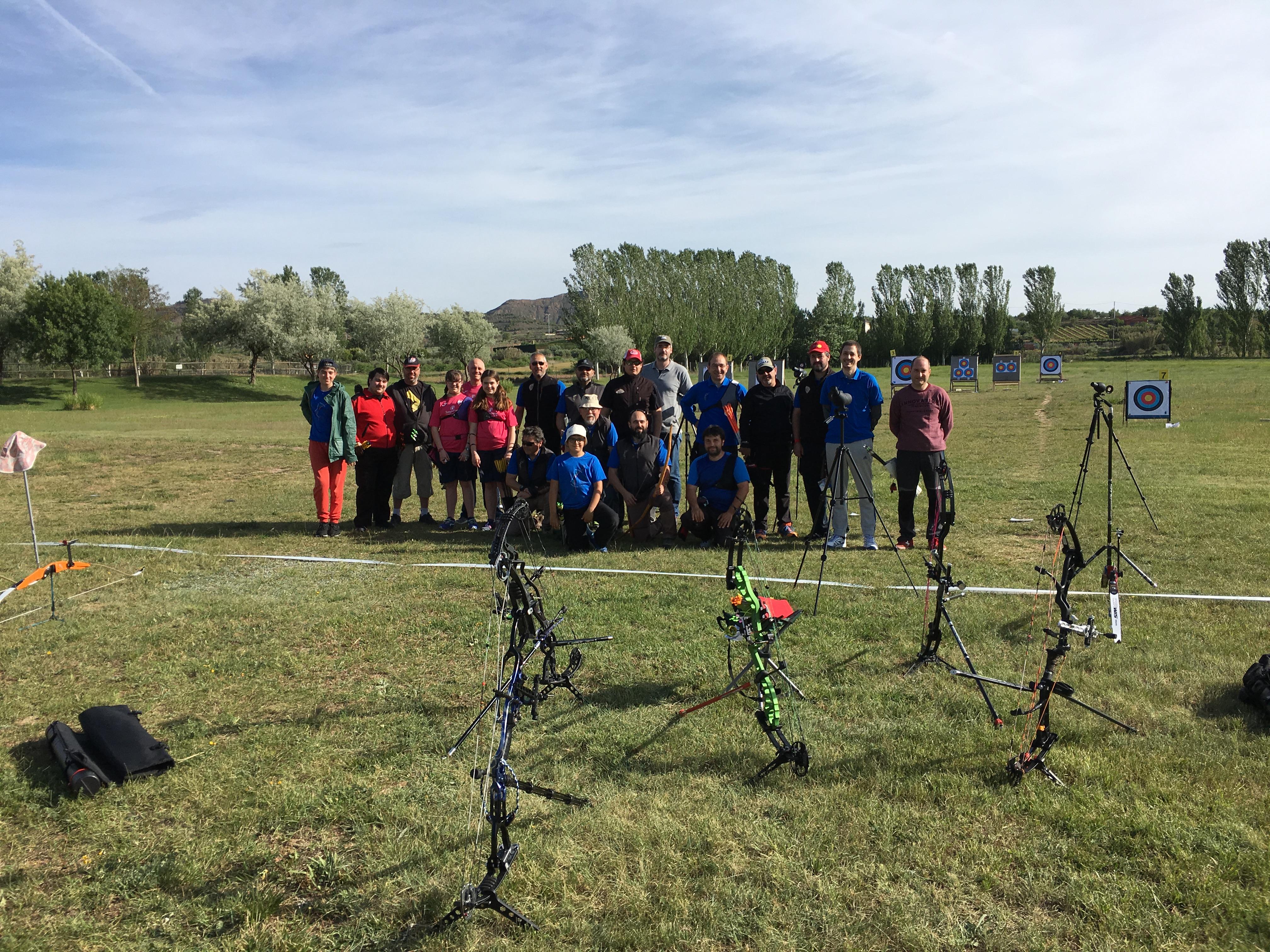 II Campeonato Eypos Aire Libre 2017