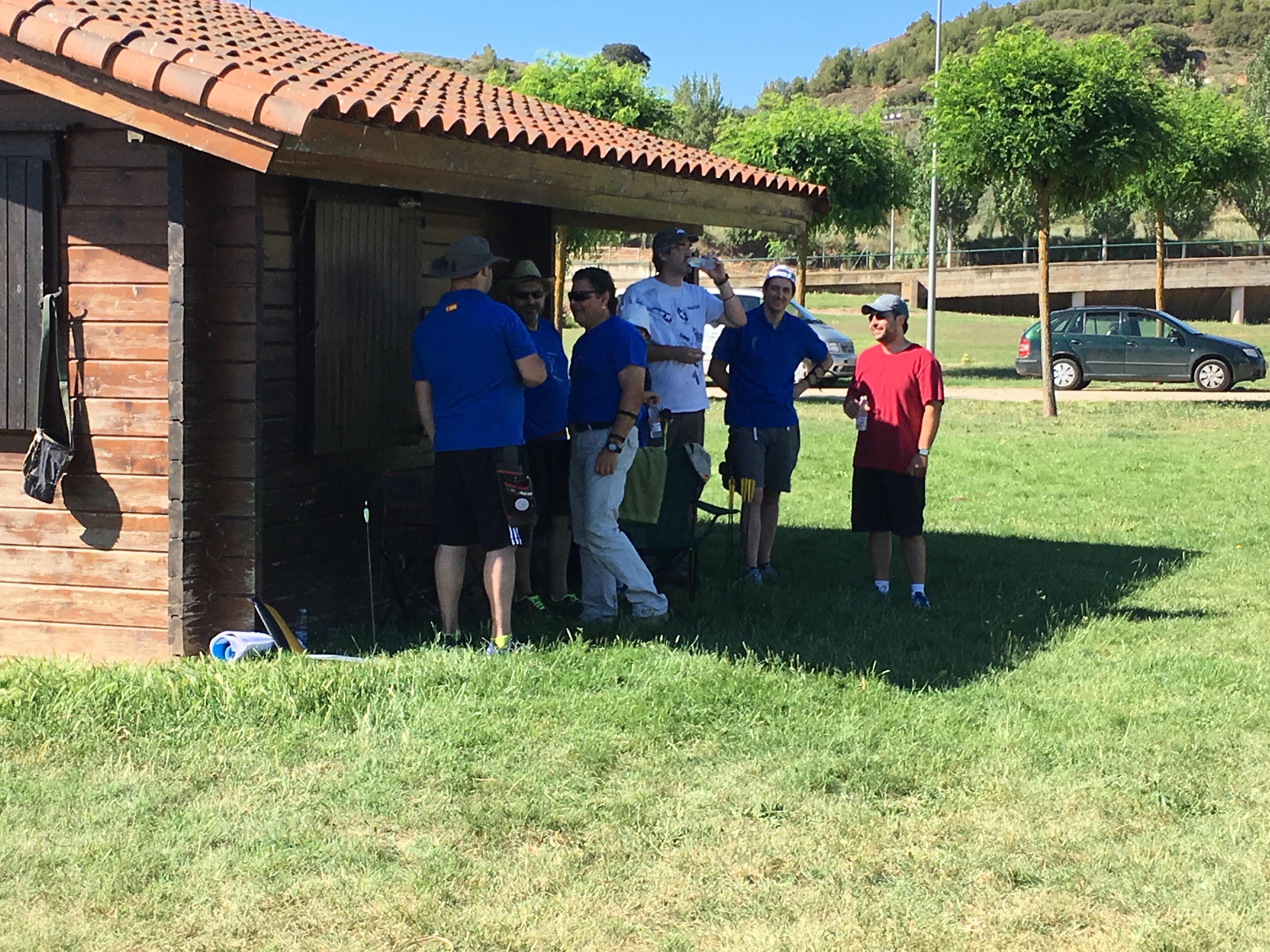 2ª Jornada II Campeonato Eypos Aire Libre 2017